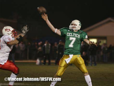 new lenox mustangs ihsfw s providence catholic celtics football home page