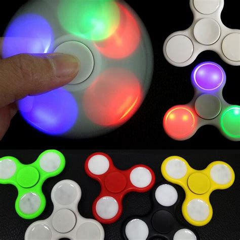Fidget Spinner V2 Led On t led fidget spinner positive difference iow