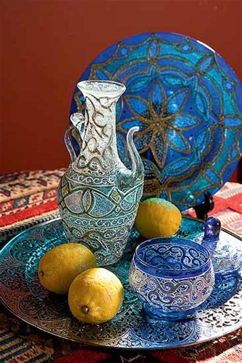 moroccan furniture decorating fabrics  materials
