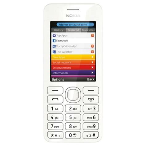 tesco mobile data bundle buy tesco mobile nokia 206 white from our pay as you go