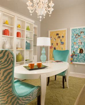 multi purpose rooms transitional home office atlanta