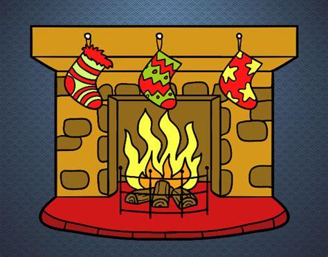 chimenea de navidad chimenea navidad mesa de navidad con chimenea y rbol de