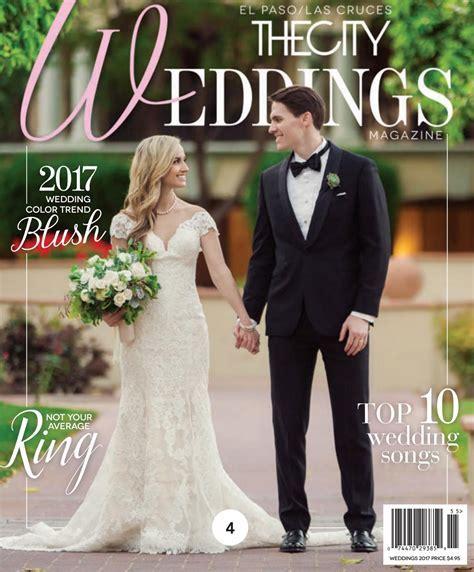 THECITY Weddings ? 2017 by THECITY Magazine El Paso/Las