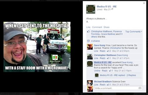 Ems Memes - the day i became an ems internet meme the social medic