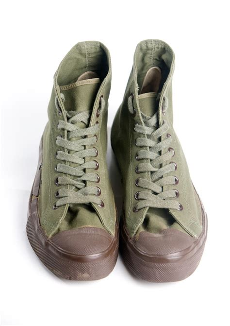 army converse sneakers vintage spotlight converse army made in usa 70 s