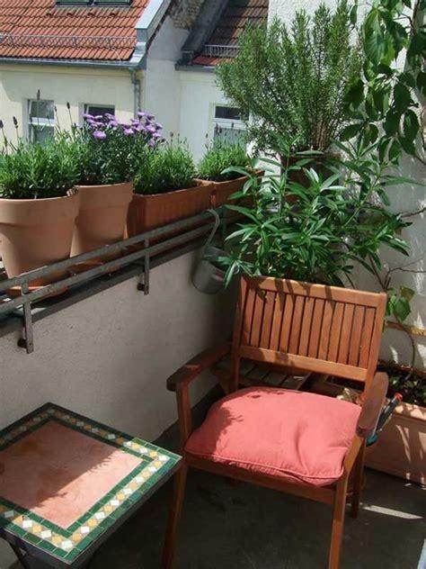 balkonmoebel fuer den kleinen balkon
