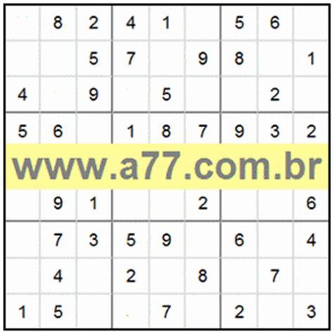 sudoku nivel medio quebra cabeca numerico sudoku para imprimir n 237 vel f 225 cil m 233 dio e dificil