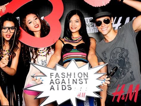 On Our Radar Hm Launches Fashion Against Aids by H M Fashion Against Aids Pop Up Launch At Tanjong