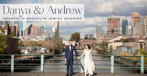 kosher wedding halls new york city 2 a johanna johnson for supper club inspired interfaith wedding at the green building