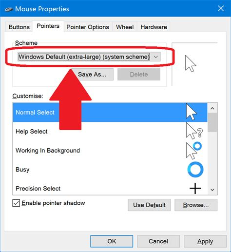 making your windows computer easier to use with a sight
