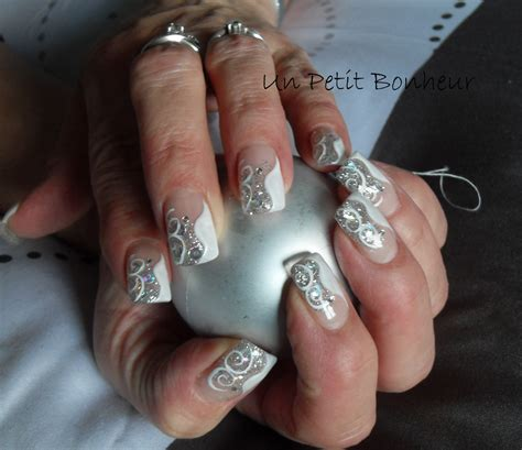 Modeles Ongles En Gel Pour Les Fetes by Ongles En Gel Pour Les Fetes
