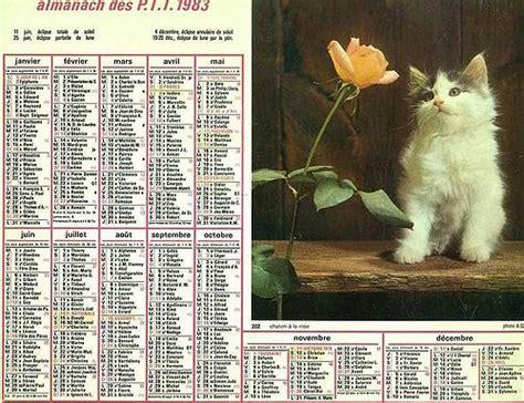 Calendrier De 1983 1983 Geneawiki