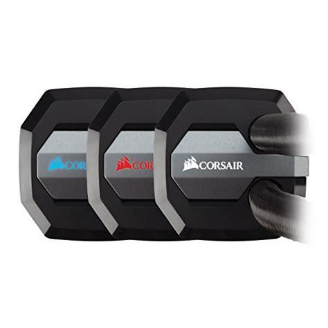 coolers color picker corsair h115i 104 7 cfm liquid cpu cooler cw 9060027 ww