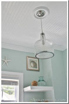 beadboard ceiling in bedroom home pinterest 1000 images about bathroom ceilings on pinterest