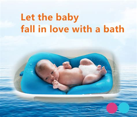 bathtub slip prevention infant baby bath pad non slip bathtub mat newborn safety