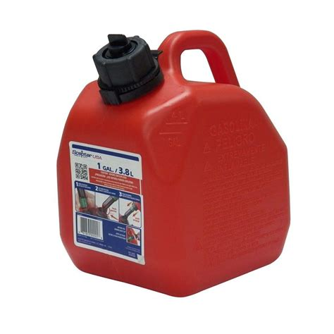 Lu Gas Proof scepter ameri can 1 gal gas can epa and carb 00001 the