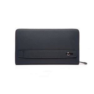 Lutece Casual Wallet 173 Black s leather wallet black navy wallet leather for