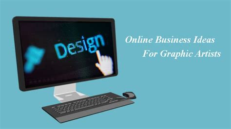 Money Making Online Business Ideas - make money from these online business ideas for graphic artists researchsnipers
