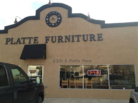 Furniture Stores In Springs Ar by Platte Furniture Furniture Stores Colorado Springs Co