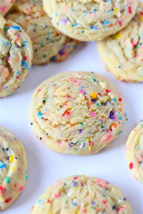 Soft Pudding 1 soft sprinkle pudding cookies