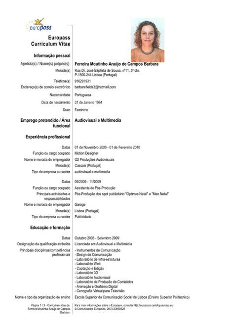 Modelo Q Curriculum Vitae Muestras De Curriculum Vitae Imagexxl