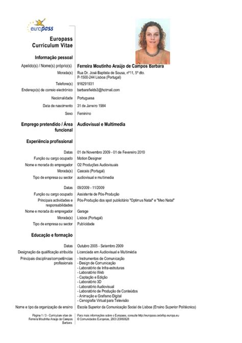 Plantilla De Curriculum Vitae Costa Rica Como Crear Un Curriculum Vitae Completo Vida