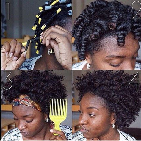 pics of growing out a perm for black women perm rod set black hair information