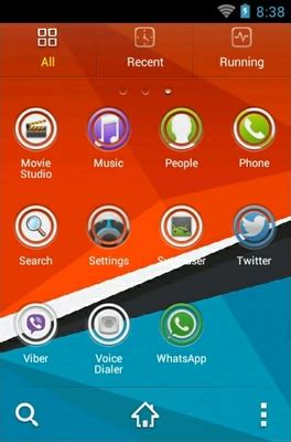 Themes Htc Sensation | htc sensation android theme for go launcher androidlooks com