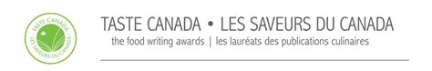 Taste Canada taste canada food writing awards shortlist abcc gems