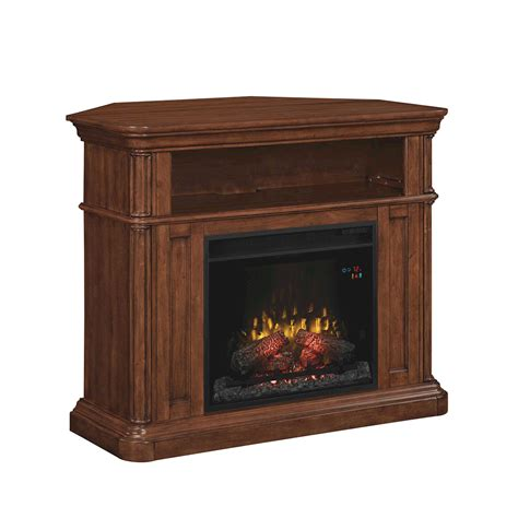 Electric Fireplaces Media Center by Oakfield Wall Corner Electric Fireplace Media Center In