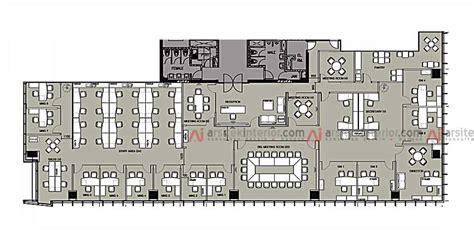 layout kantor bank desain interior kantor di cilandak jasa konsultan