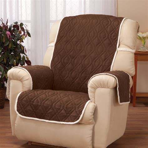 Reclining Chair Cover by Deluxe Reversible Waterproof Recliner Chair Cover Walter
