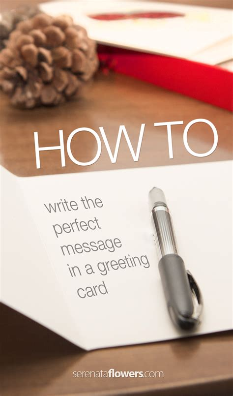 make note cards tips for writing that message in greeting card