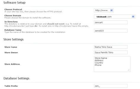 membuat website toko online html cara membuat website toko online download software gratis