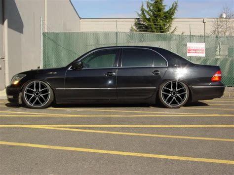 lexus ls430 rims lfa wheels on a lexus ls 430 clublexus lexus forum