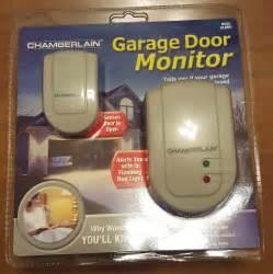 chamberlain garage door monitor techpaintball