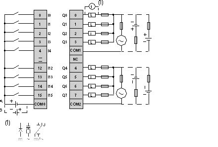 relay no nc wiring diagram relay wiring diagram