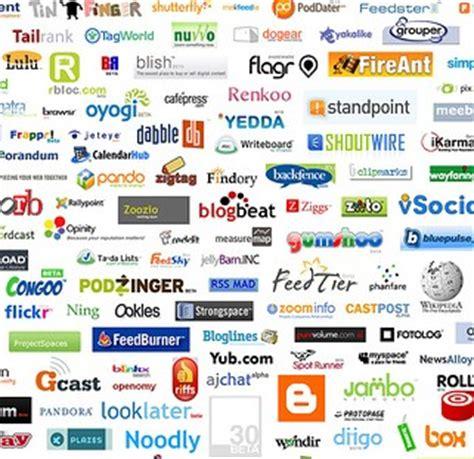 dozens of web 2.0 companies' logos / boing boing