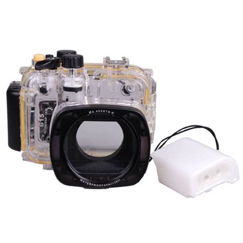 Canon Underwater Wp Dc48 For G15 powershot g15