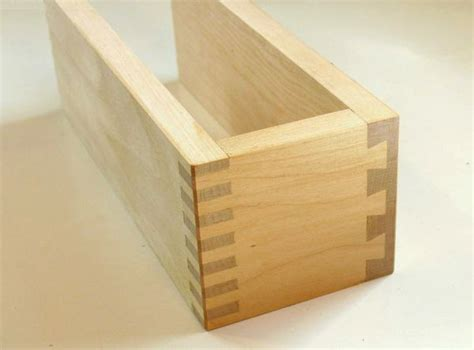 drawer lock joint vs dovetail more laser kerf steel bending the handbend furniture