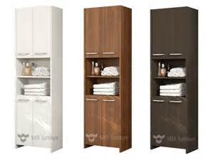 bathroom storage cabinets with doors modern bathroom storage m232 4 doors cabinet mex