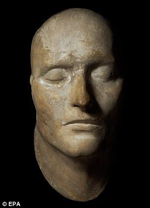 Humm3r Napoleon Original cast of napoleon bonaparte s mask made after his