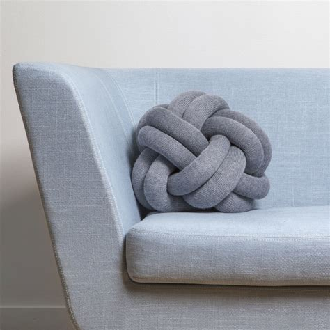 design house knot cushion knot cushion by design house stockholm