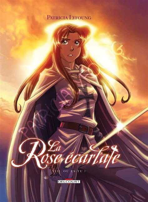 la rose carlate tome couvertures images et illustrations de la rose 233 carlate tome 8 o 249 es tu de