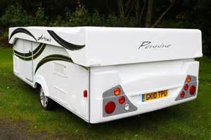 Vango Awnings Pennine Artemis Folding Caravan Penart2012 The Family