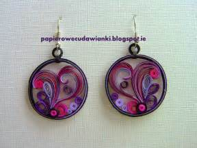 quilling earrings images jewelry quilled on paper earrings quilling earrings and quilling