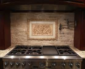 Kitchen Backsplash Metal Medallions Tiles Backsplash Kitchen Studio Design Gallery Best Design