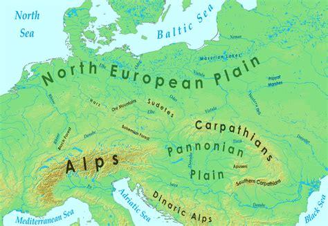 la centrale europea central europe