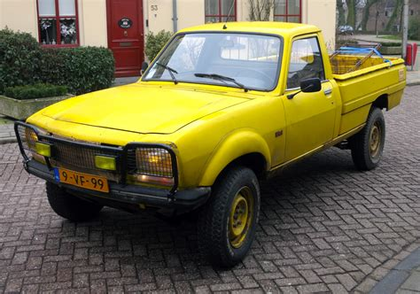 peugeot 504 pickup peugeot 504 pick up 2607127