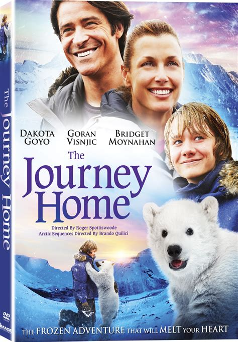 the journey home available on dvd at walmart now plus